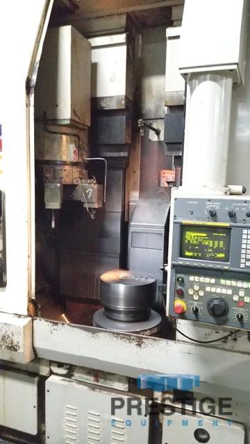 Okuma & Howa 4-Axis VTL-45M CNC Vertical Turning Center/ w/Milling-30952a