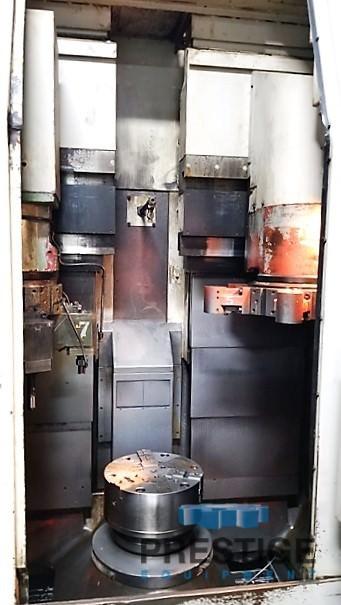 Okuma & Howa 4-Axis VTL-45M CNC Vertical Turning Center/ w/Milling-30952b