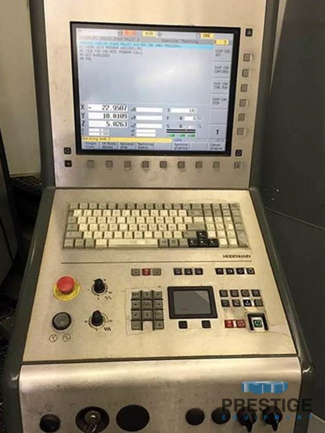 DMG DMC-60T 5-Axis CNC FMS, 2-Machines with Fastems APC-30988a