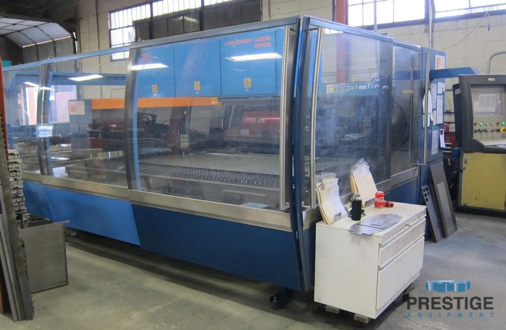 Prima Platino 1530 4000 Watt Laser C02 Laser-30997a
