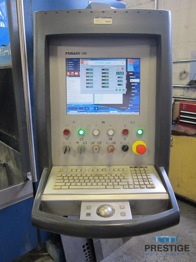 Prima Platino 1530 4000 Watt Laser C02 Laser-30997f