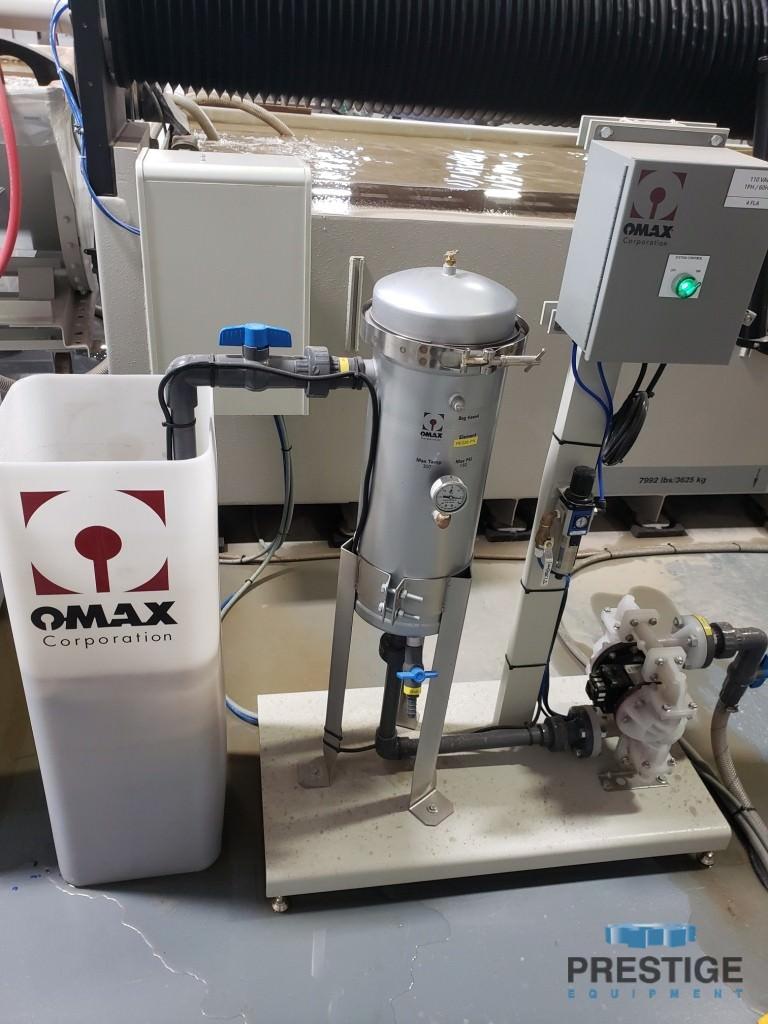 Omax 55100 CNC Water Jet-31003e