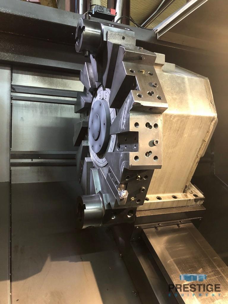 OKUMA LB-45IIIC/2000 Large Capacity CNC Lathe-31004c