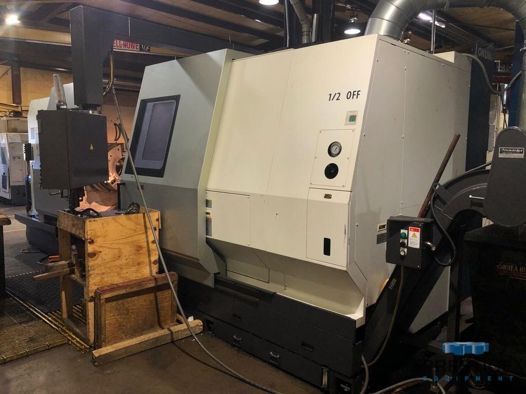 OKUMA LB-45IIIC/2000 Large Capacity CNC Lathe-31004e