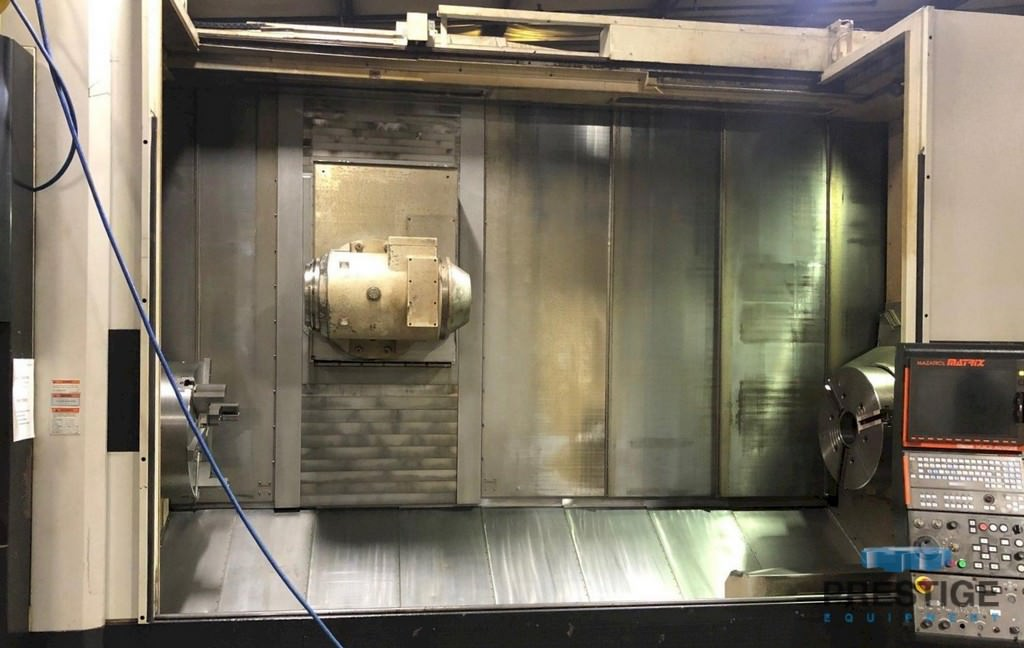 MAZAK Integrex e650HSII CNC Turning & Milling Center-31008a