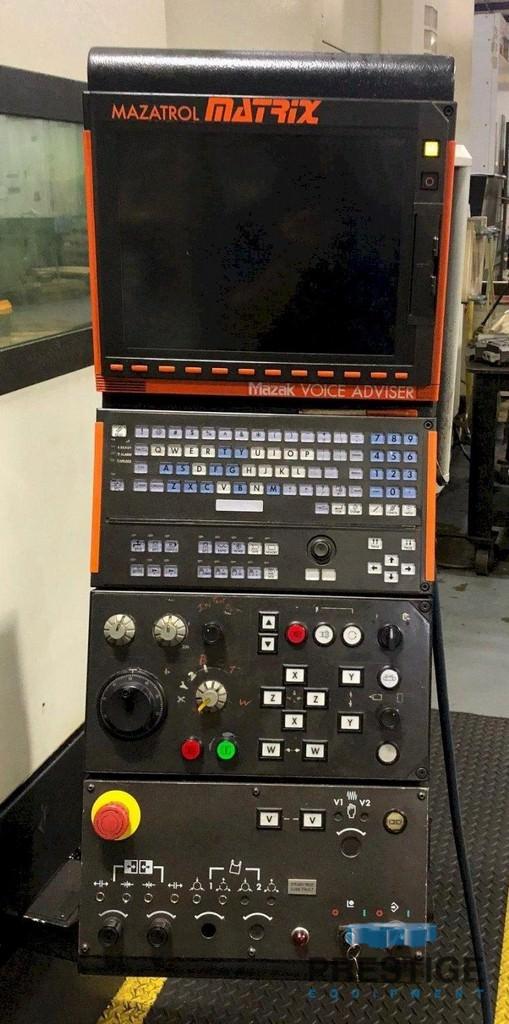 MAZAK Integrex e650HSII CNC Turning & Milling Center-31008b