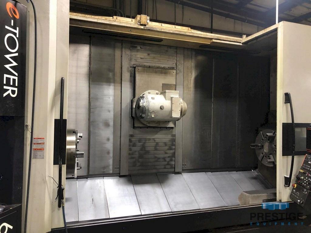 MAZAK Integrex e650HSII CNC Turning & Milling Center-31009a