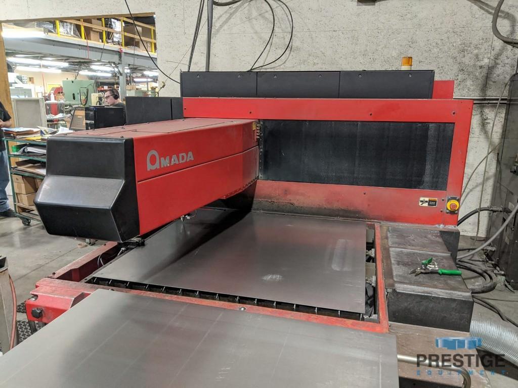 Amada Quattro 2 KW CO2 Laser-31019a