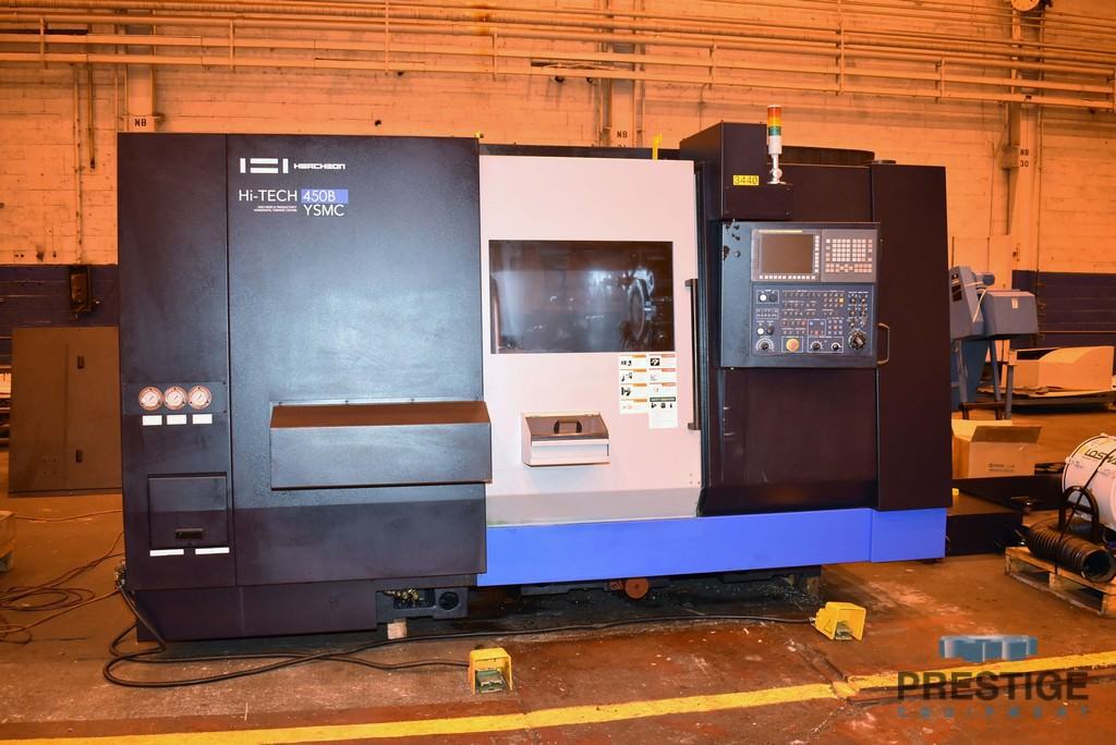 Hwacheon-Hi-Tech-450B-YSMC-CNC-Turning-Center
