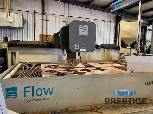 Flow Mach 3 4020B Hyperjet 100 Abrasive Water Jet-31075e