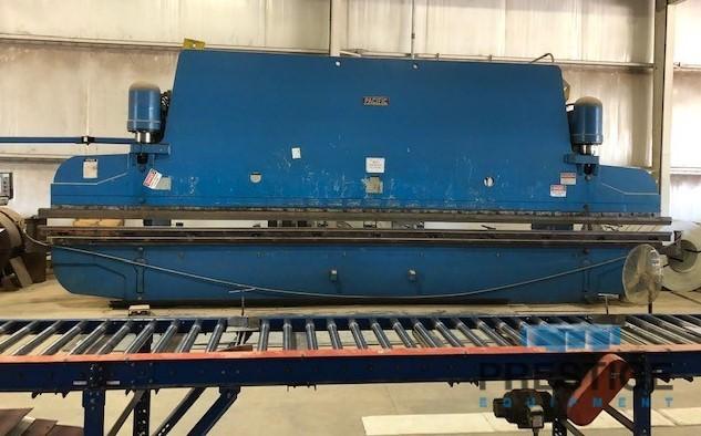 Pacific K300-27 300 Ton x 27' Hydraulic Press Brake-31077a