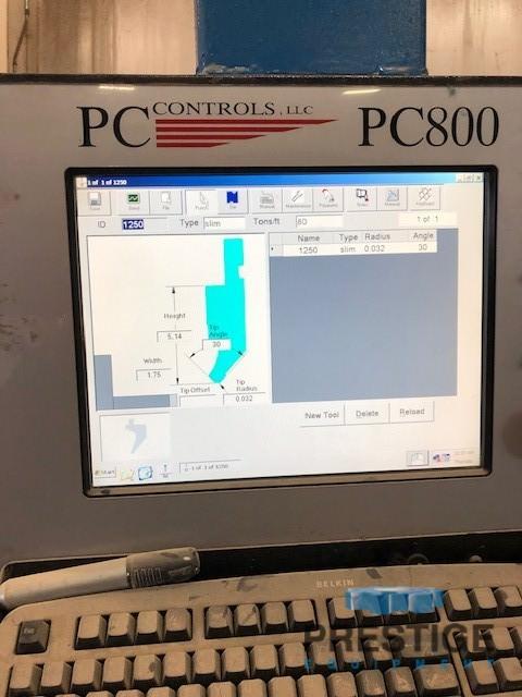 Pacific K300-27 300 Ton x 27' Hydraulic Press Brake-31077d
