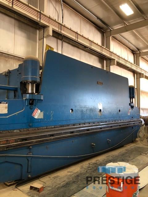 Pacific K300-27 300 Ton x 27' Hydraulic Press Brake-31077e