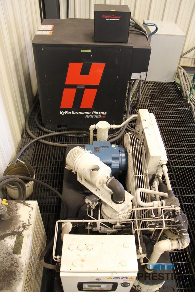 Peddinghaus HSFDB 2500/3B Plate Processing System-31085b
