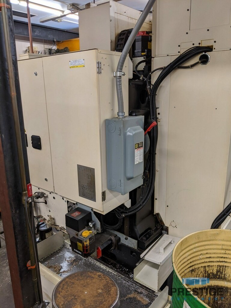 FANUC Robodrill Alpha T14iFe 4-Axis CNC Drilling and Tapping Center-31111k