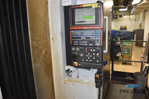 MAZAK Nexus 10800-II 4-Axis CNC Horizontal Machining Center-31144h