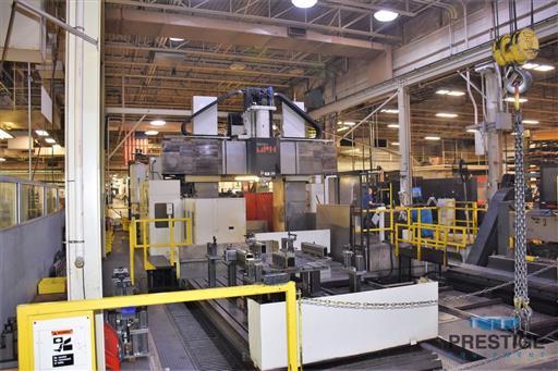 Toshiba MPH-2140S 5-Face CNC Bridge Mill