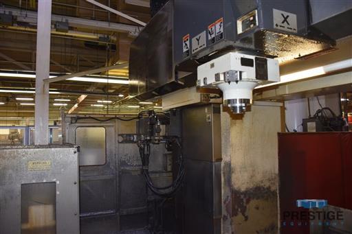 Toshiba MPH-2140S 5-Face CNC Bridge Mill-31151e