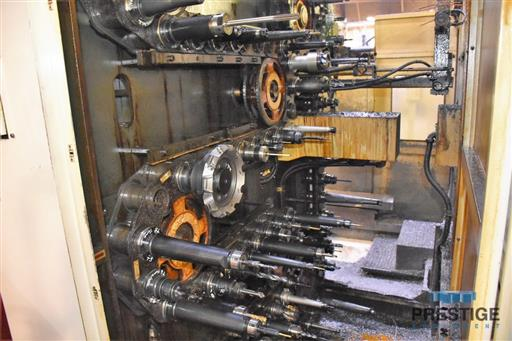 Toshiba MPH-2140S 5-Face CNC Bridge Mill-31151h