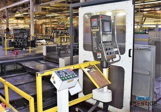 Toshiba MPH-2140S 5-Face CNC Bridge Mill-31151i