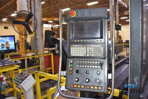 Toshiba MPH-2140S 5-Face CNC Bridge Mill-31151j