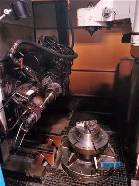 Gleason Pfauter P800 CNC Gear Hobber-31163b