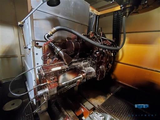 Gleason Pfauter P800 CNC Gear Hobber-31163d