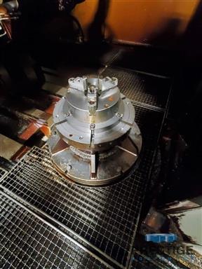 Gleason Pfauter P800 CNC Gear Hobber-31163e