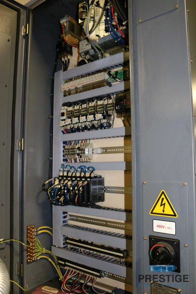Okuma V100R Vertical Lathe-31176e