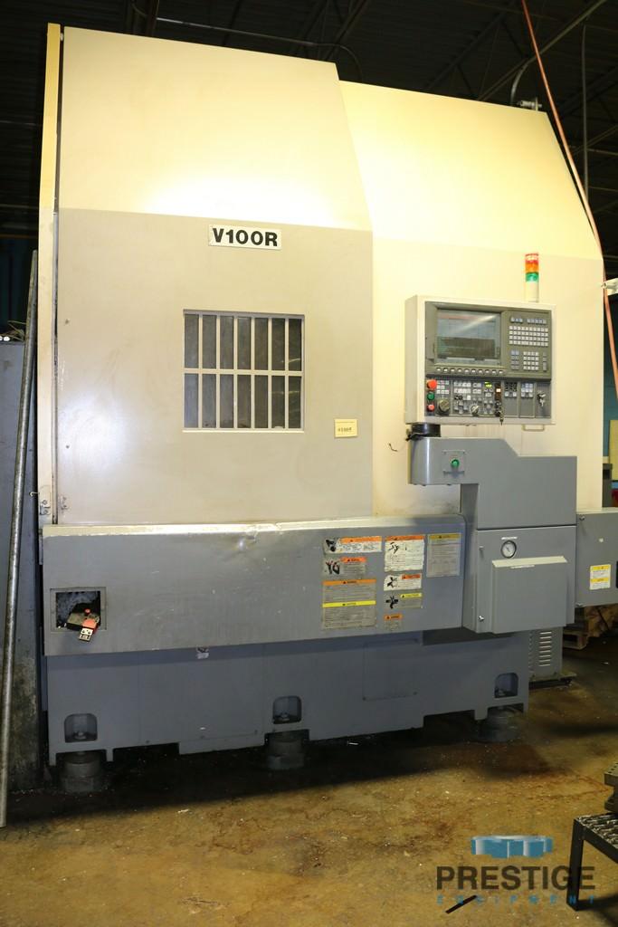 Okuma V100R Vertical Lathe-31176f