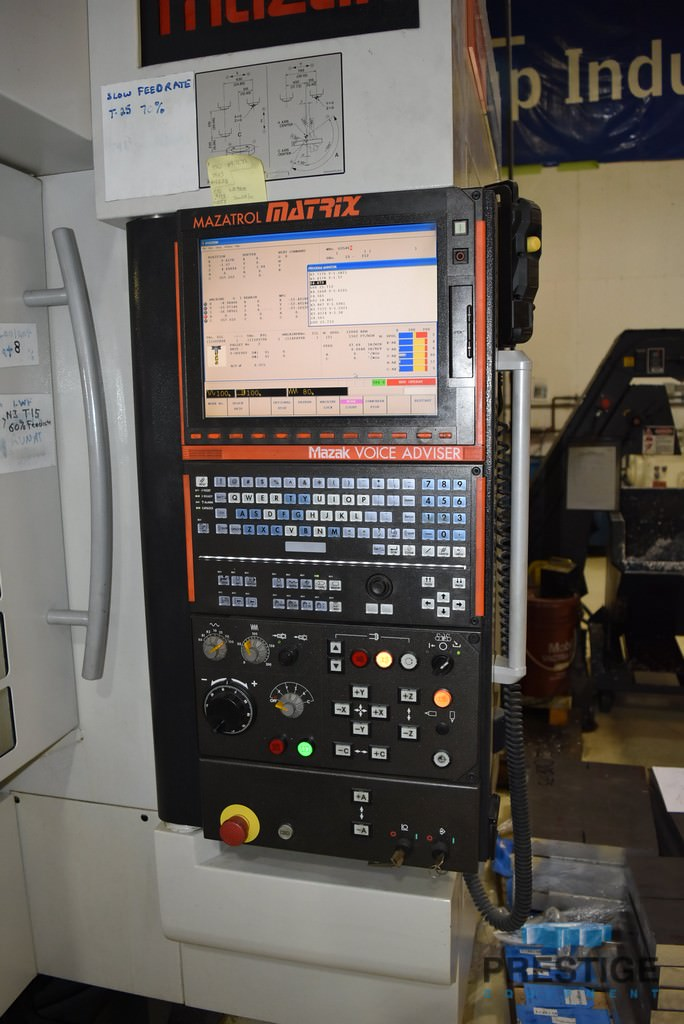 MAZAK Variaxis 630-5X/2 CNC Vertical Machining Center-31180d