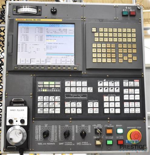 SNK RB-3NM CNC Bridge Type Vertical Machining Center-31213b