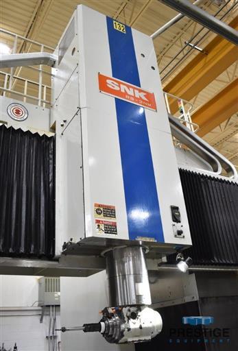 SNK RB-3NM CNC Bridge Type Vertical Machining Center-31213c