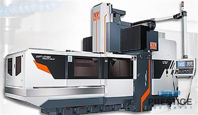 Vision Wide VTEC SF2116 CNC Double Column Vertical Machining Center