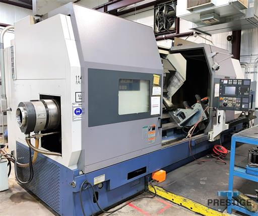Mori Seiki SL-600B/2000 CNC Turning Center