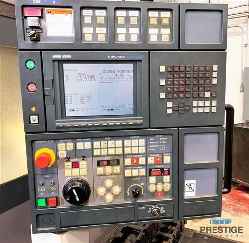 Mori Seiki SL-600B/2000 CNC Turning Center-31256a
