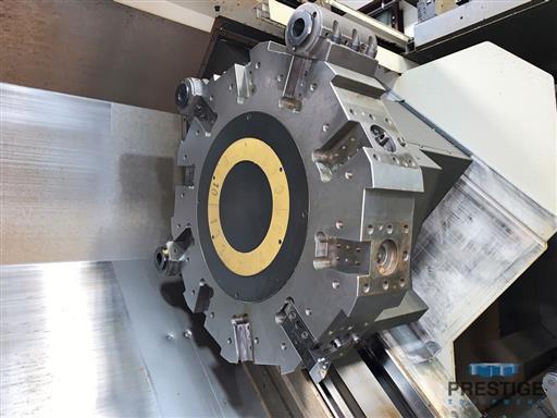 Mori Seiki SL-600B/2000 CNC Turning Center-31256c