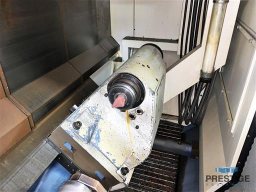 Mori Seiki SL-600B/2000 CNC Turning Center-31256e