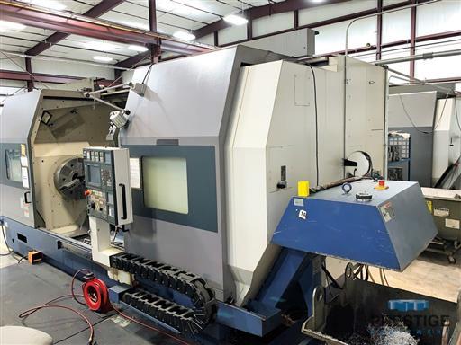 Mori Seiki SL-600B/2000 CNC Turning Center-31256f