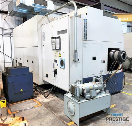 Mori Seiki SL-600B/2000 CNC Turning Center-31256g