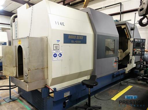 Mori Seiki SL-600C/2000 CNC Turning Center