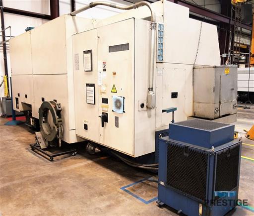 Mori Seiki SL-600C/2000 CNC Turning Center -31263d