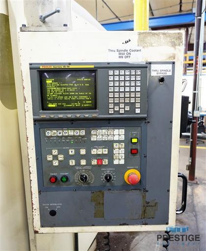 Okuma & Howa Millac 852V/2000 4-Axis Vertical Machining Center-31270a