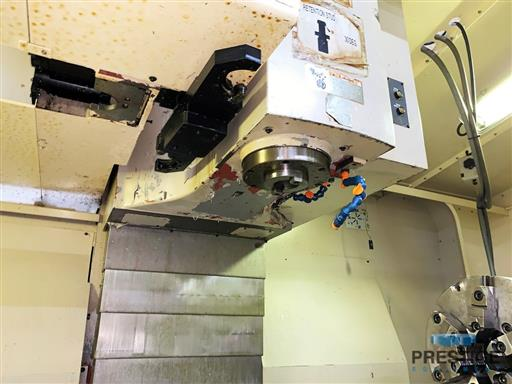 Okuma & Howa Millac 852V/2000 4-Axis Vertical Machining Center-31270c
