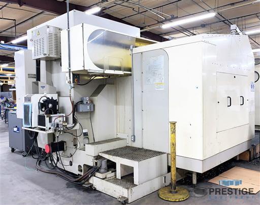 Okuma & Howa Millac 852V/2000 4-Axis Vertical Machining Center-31270e