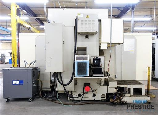 Okuma & Howa Millac 852V/2000 4-Axis Vertical Machining Center-31270g