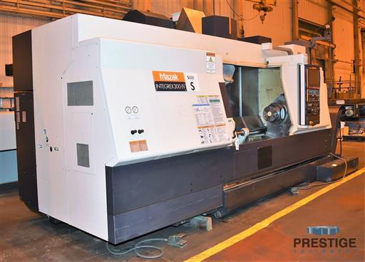Mazak Integrex 300IVS CNC Lathe