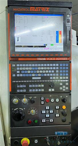Mazak Integrex 300IVS CNC Lathe-31287c