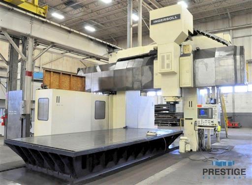 Ingersoll Master Center 5-Axis Gantry Type CNC Vertical Machining Center