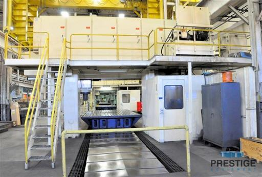 Ingersoll Master Center 5-Axis Gantry Type CNC Vertical Machining Center -31298c